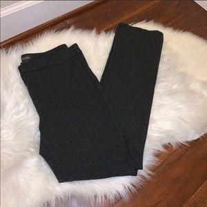 NYDJ Gray Ponte Pants Skinny Size 8
